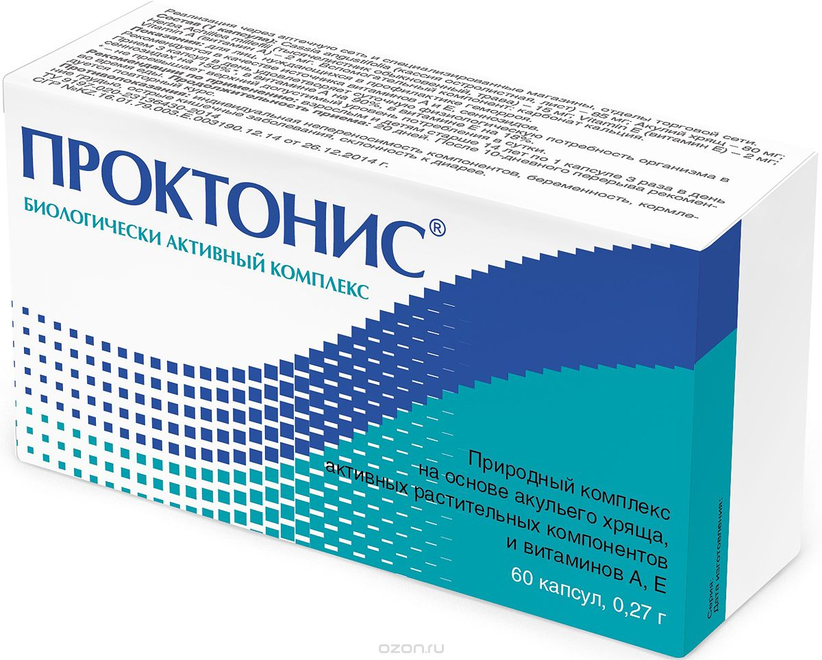 Медикамент проктонис