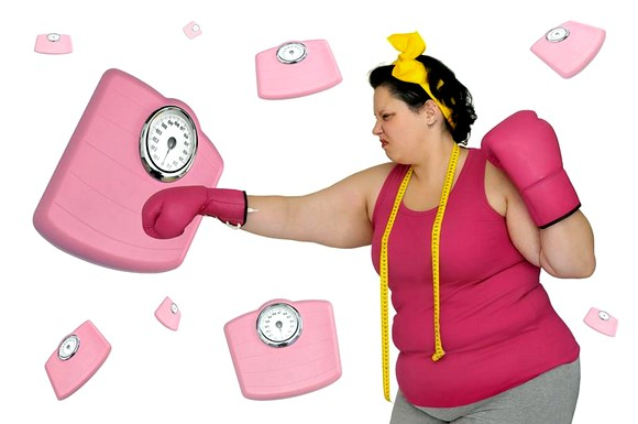 Боритесь с лишним весом