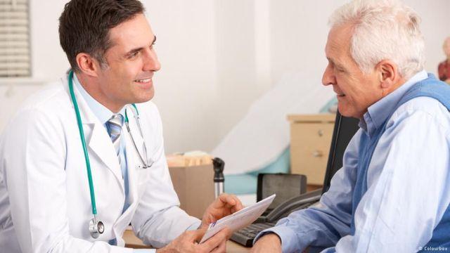 На приеме у врача проктолога