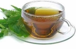 Чай крапива