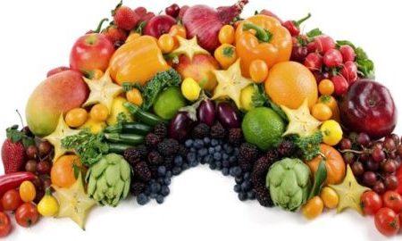 Овощи и фрукты при геморрое
