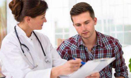 После операции консультация с врачом