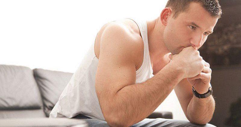 симптомы потенции и геморроидальной болезни у мужчин старше 30 лет