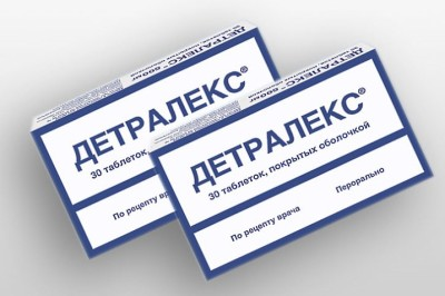 Пример: препарат Детралекс - флеботоник