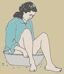 Ванночки при геморрое