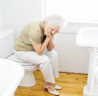 Геморрой у пожилых людей старше 50 лет