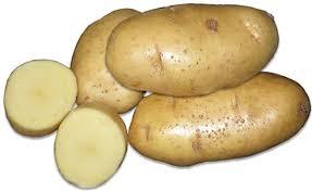 Картофельные свечи