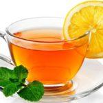 Чай при геморрое: полезные свойства и сорта
