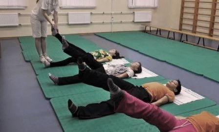 гимнастика от геморроя