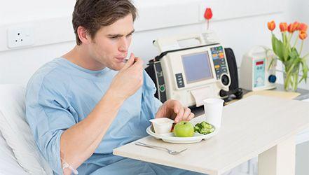 Правильное питание после удаления геморроидальных узлов