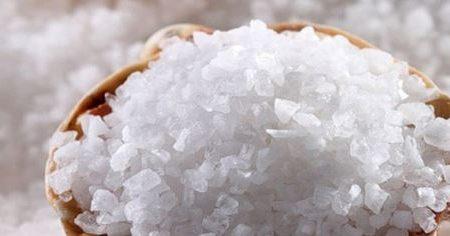 Использование соли как средство лечение от геморроя