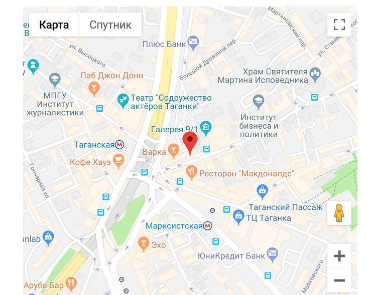 Лечение геморроя на Таганской - отзывы адреса и телефоны в рейтинге