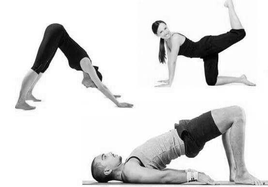 Упражнения от геморроя полезные